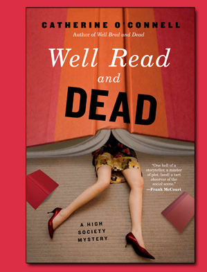 Well Read and Dead by Catherine O'Connell
